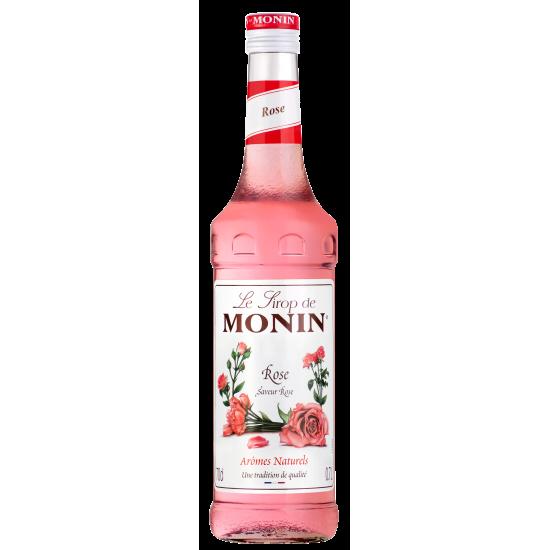 Monin Růže/Rose sirup 0,7 L
