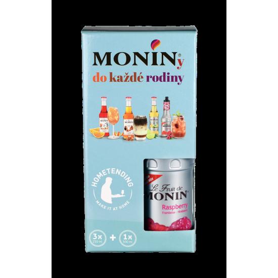 """Monin Family box """"Moniny do..."""