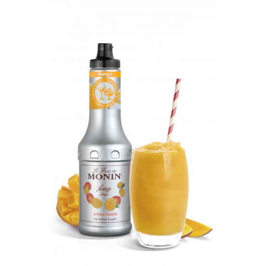 Monin pyré Mango / Le Fruit...