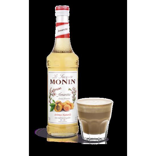 Monin Amaretto sirup 0,7 L