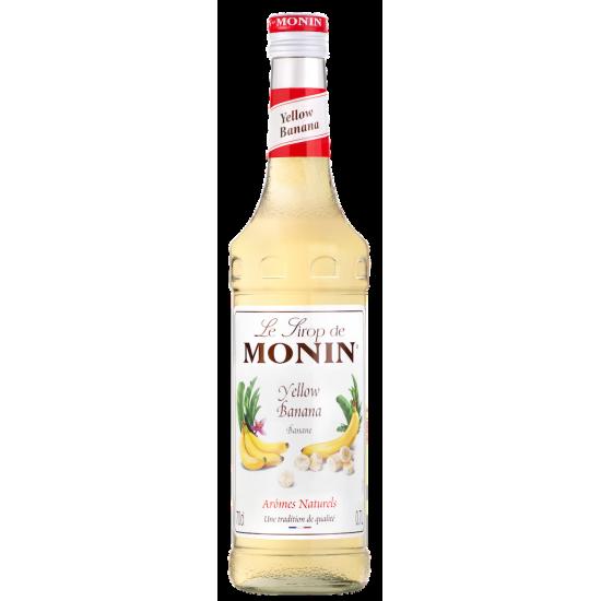 Monin Banán žlutý/Yellow...
