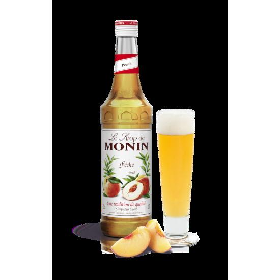 Monin Broskvový/Peach sirup...