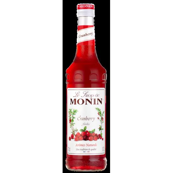 Monin Brusinkový/Cranberry...