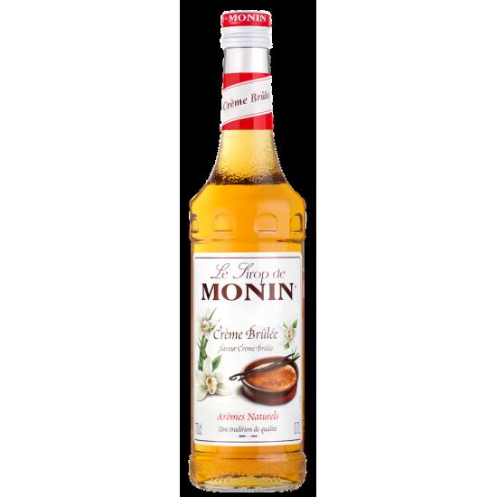 Monin Creme Brulée sirup 0,7 L