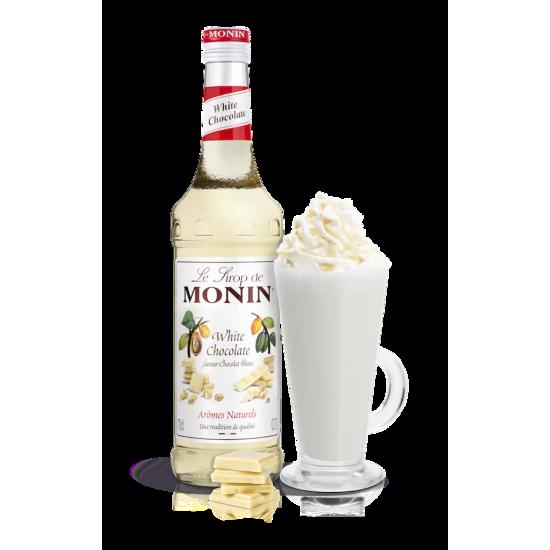 Monin Čokoláda bílá/White...