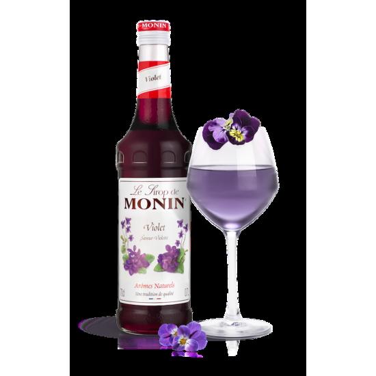 Monin Fialkový/Violet sirup...