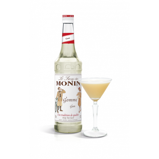 Monin Gumový/Gum sirup 0,7 L