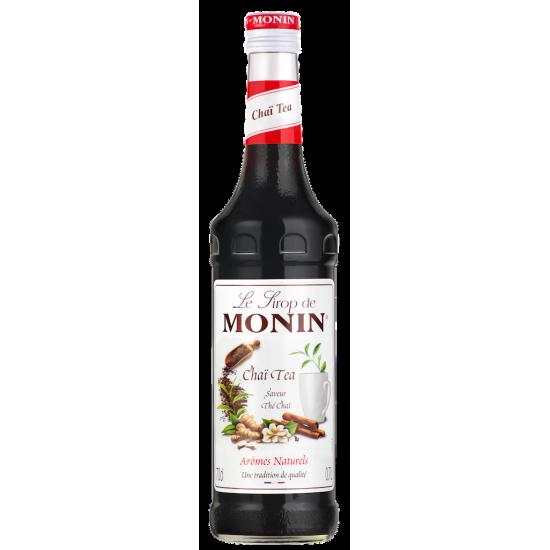 Monin Chai Tea sirup 0,7 L
