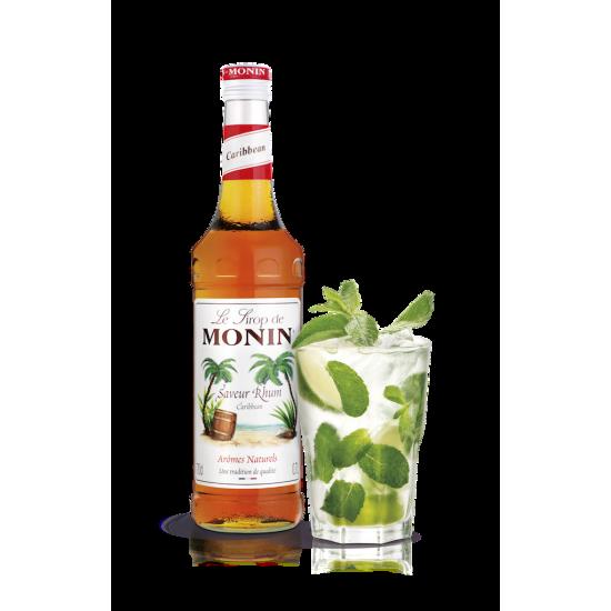 Monin Karibský rum/...