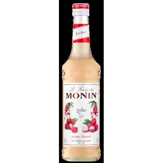 Monin Litchi/Lychee sirup...