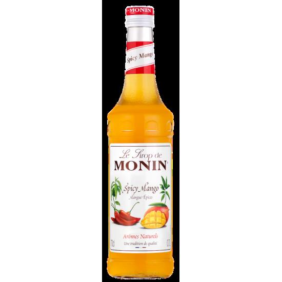 Monin Mango kořeněné/Mango...