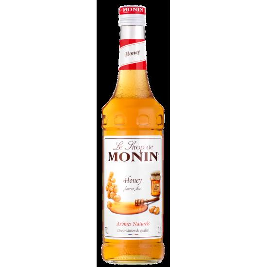 Monin Medový/Honey sirup 0,7 L