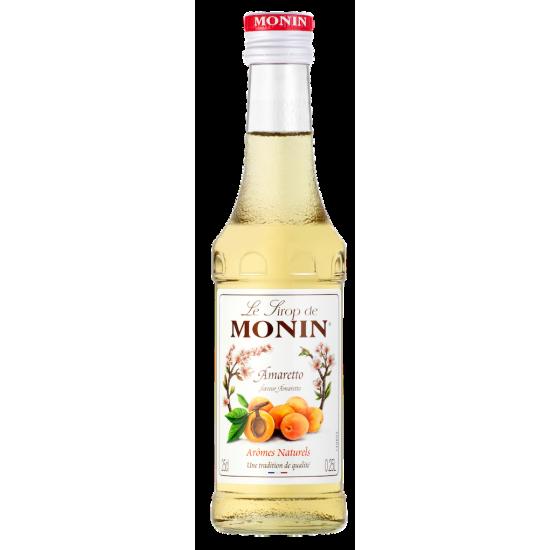 Monin Amaretto sirup 25 cl