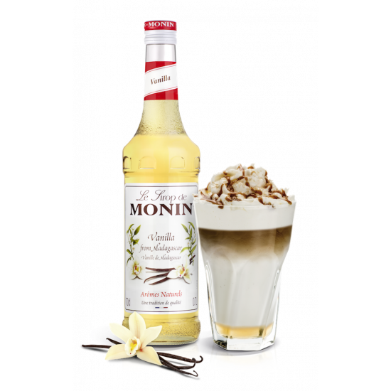 Monin Vanilkový/Vanilla...