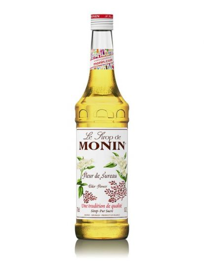 Monin Bezinka/Elderflower 0,7 L  - 1