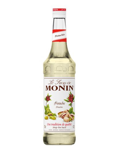 Monin Pistácie / Pistache / Pistachio 0,7 L - 1