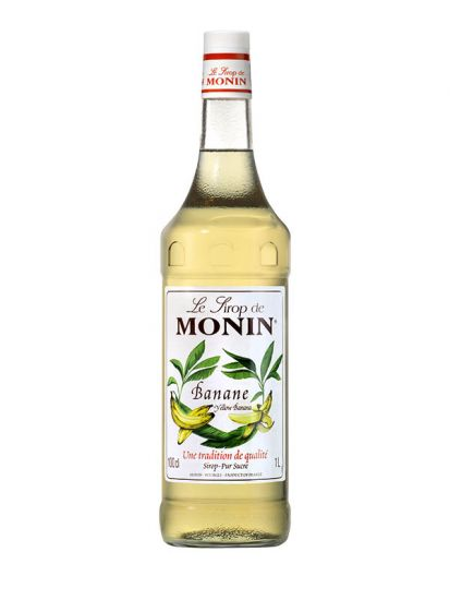 Monin Banán žlutý 1 L - 1