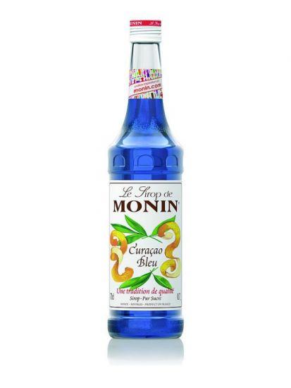 Monin Curacao modré 1 L - 1