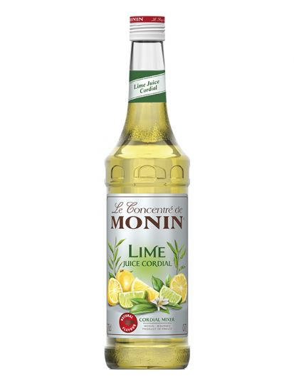 Monin Lime Juice 1 L - 1