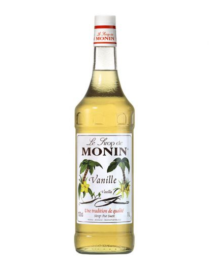 Monin Vanilka 1 L - 1