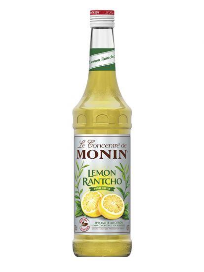 Monin Citrónová šťáva / Rantcho Lemon 50% 1 L - 1