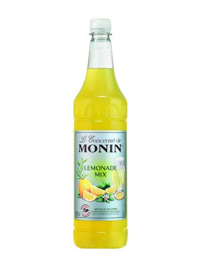 Monin Lemonade Mix 1 L PET - 1
