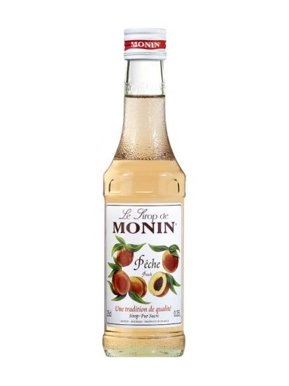 Monin Broskev 25 cl - 1