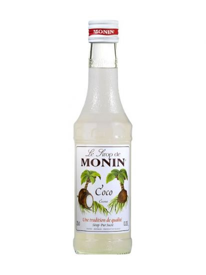 Monin Kokos 25 cl - 1