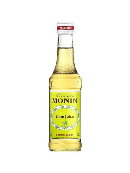 Monin Lime Juice 25 cl - 1