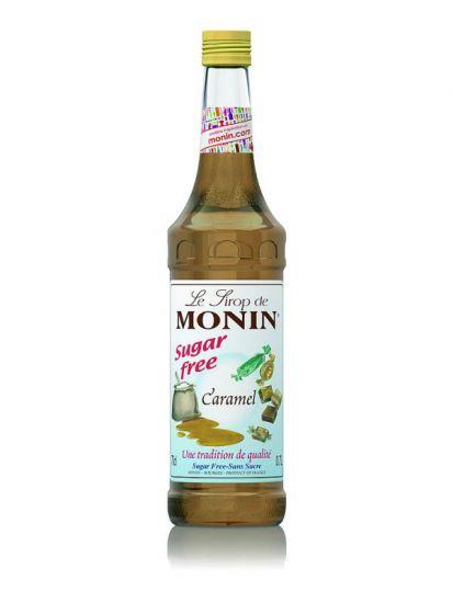Monin Karamel bez cukru / sugar free 0,7 L - 1