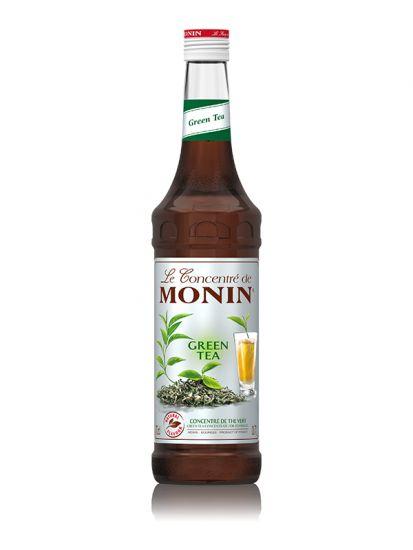 Monin Zelený čaj koncentrát 0,7 L - 1