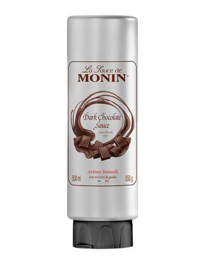 Monin Čokoláda tmavá 0,5 L - 1