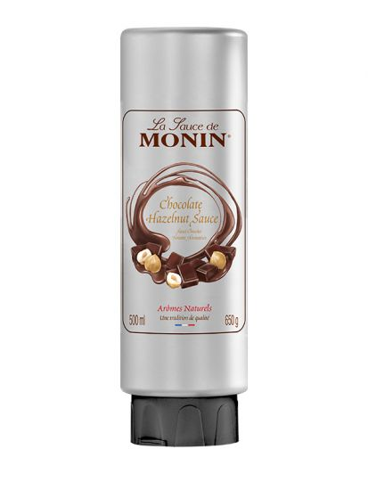 Monin Lískooříšková čokoláda 0,5 L - 1
