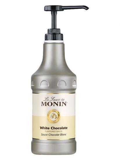 Monin Čokoláda bílá 1,89 L - 1