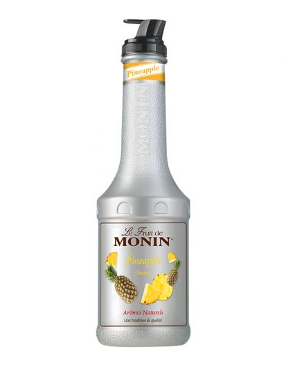 Monin pyré Ananas 1 L - 1