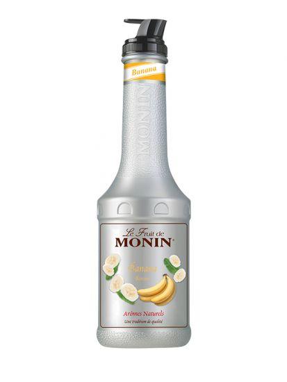 Monin pyré Banán 1 L - 1