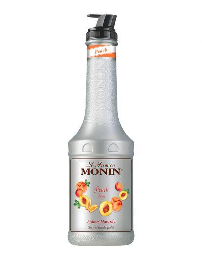 Monin pyré Broskev 1 L - 1