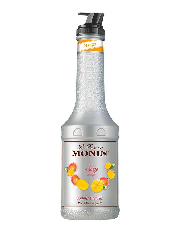 Monin pyré Mango 1 L - 1
