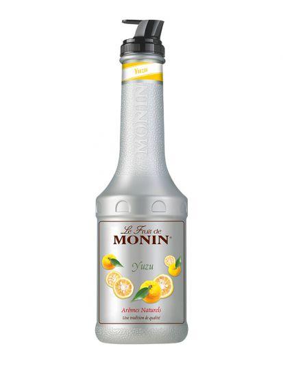 Monin pyré Yuzu ( hybrid mandarinky ) 1 L - 1