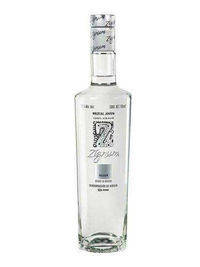 Mezcal Zignum Silver 38% 0,7 L - 1