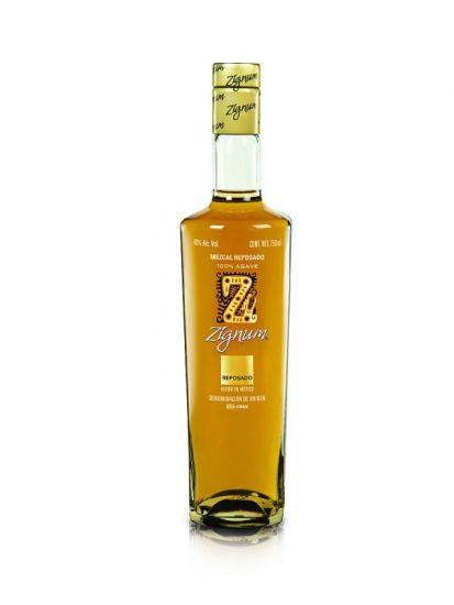 Mezcal Zignum Reposado 38% 0,7 L - 1