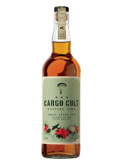 Cargo Cult Spiced Rum 38,5% 0,7 L - 1