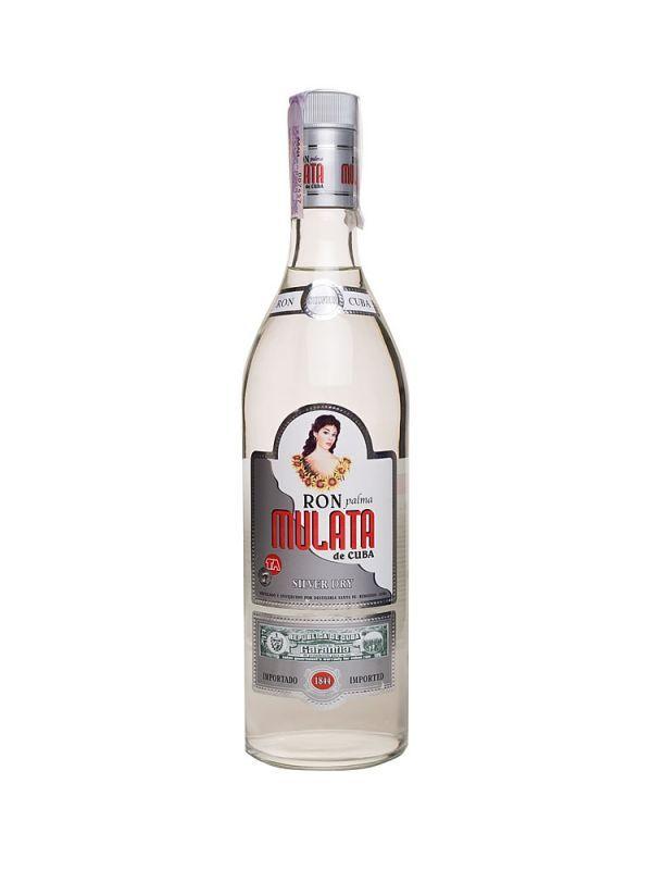 Palma Mulata Silver Dry 38% 1 L - 1