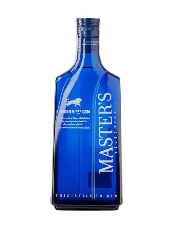 Master's Gin 40 % 0,7 L - 1