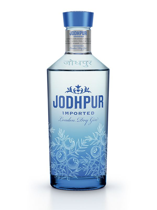 Jodhpur Gin 43 % 0,7 L - 1