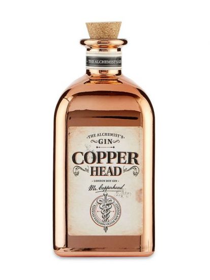 Copperhead Gin 40 % 0,5 L - 1