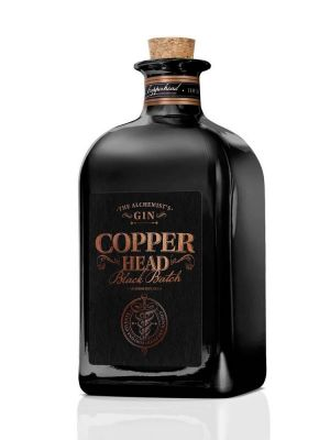 Copperhead Gin Black Batch 42 % 0,5 L - 1