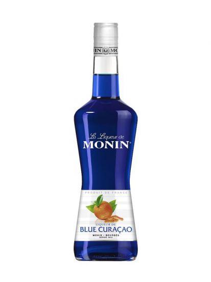 Curacao Blue 20% - pomerančový likér 0,7 L - 1