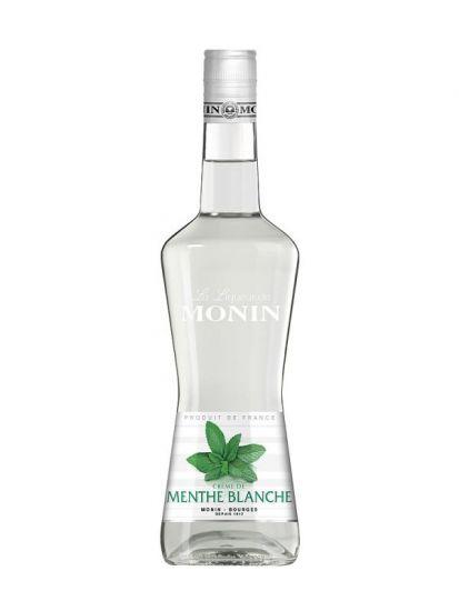 Menthe Blanche 20% - bílý mátový likér 0,7 L - 1