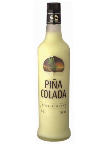 Batida Piňa Colada 16% 0,7 L - 1